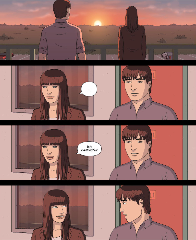 Page from Alex + Ada