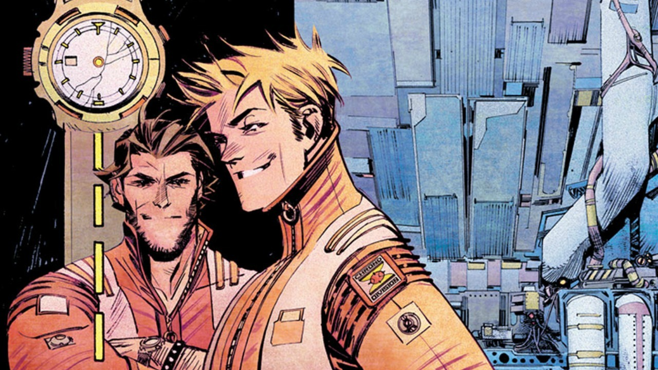 Millar and Murphy Make the Most Commercial Comic Ever in Chrononauts