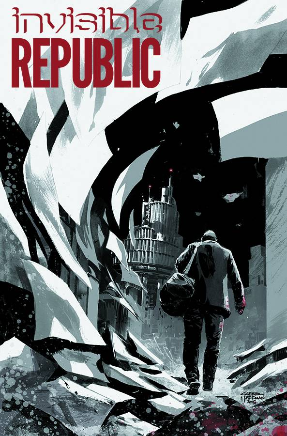 Invisible Republic #4