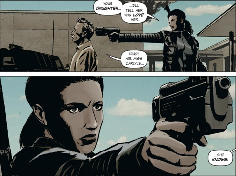 Image from Lazarus #1
