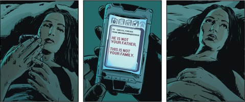 Image from Lazarus #5