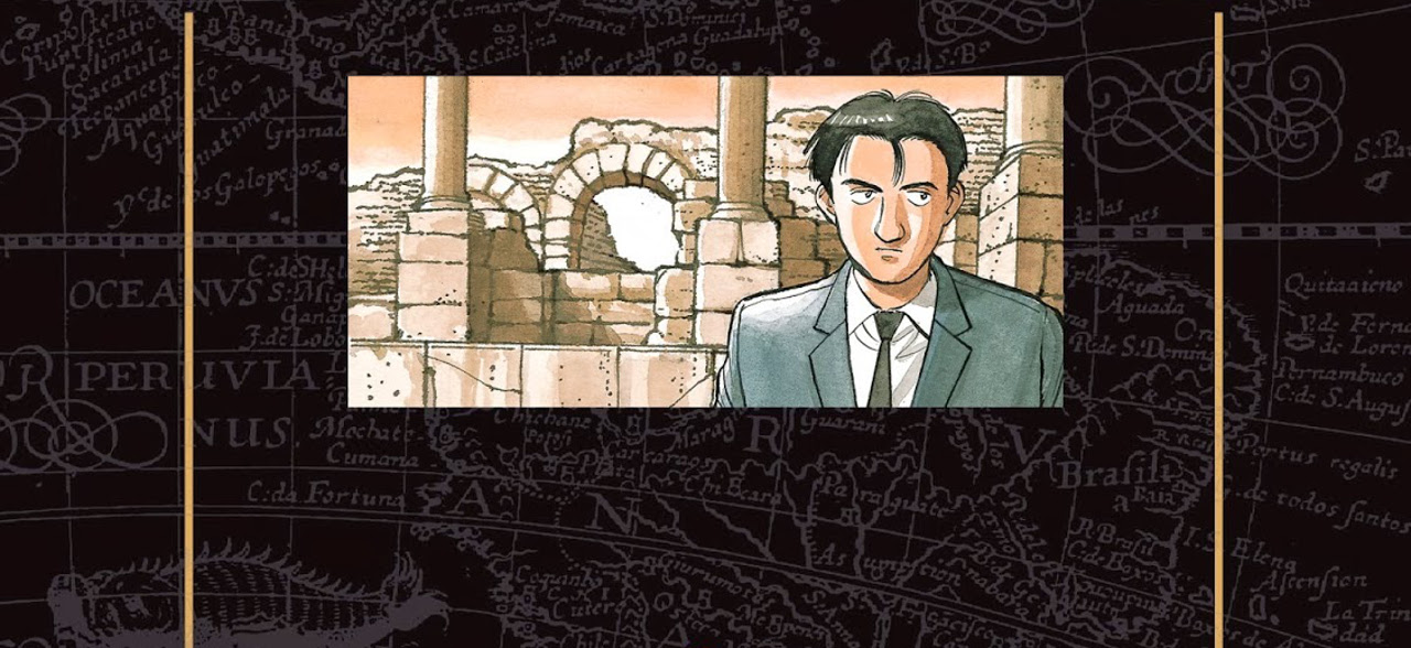 """Urasawa's """"Master Keaton"""" Earns His Title and Our Love"""