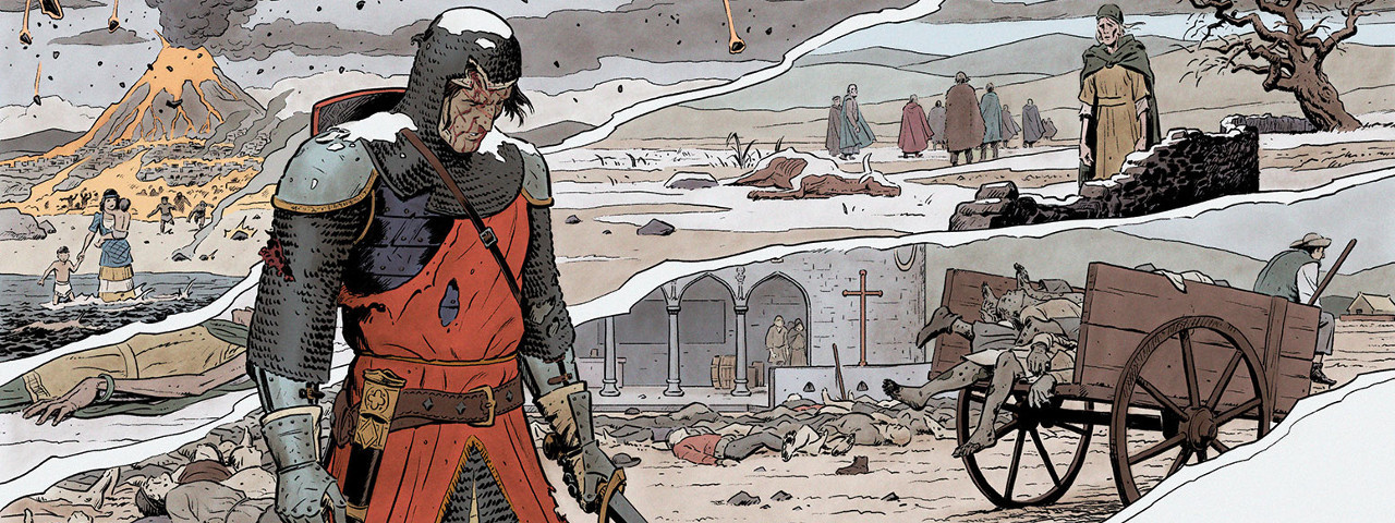 """New Reader Friendly: """"The Valiant"""" Introduces Readers to a New Universe in Brilliant Fashion"""