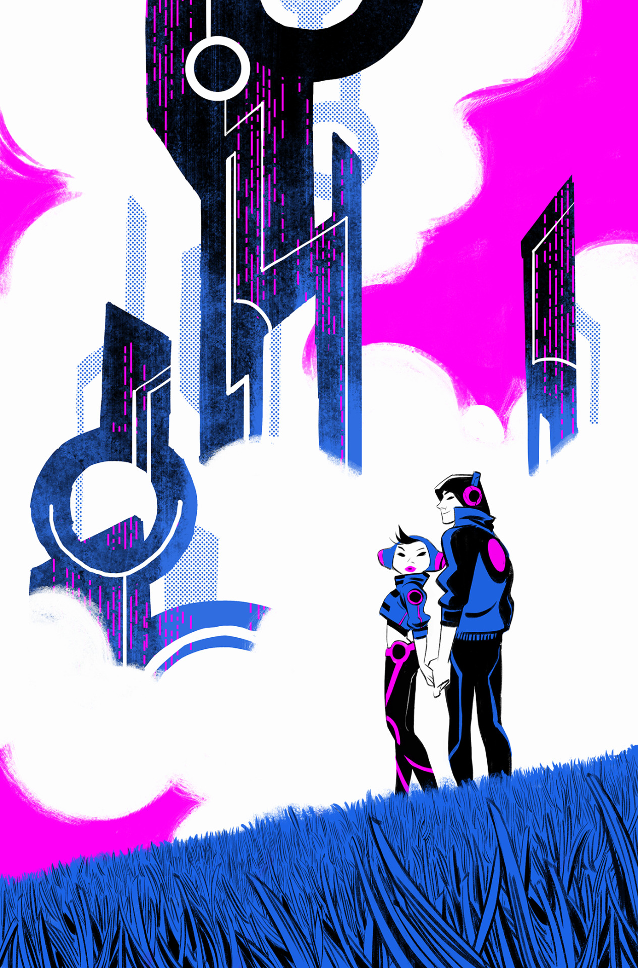 Think of a City by Mingjue Helen Chen and Sam Humphries