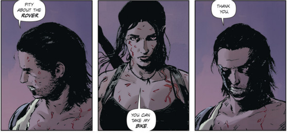 Image from Lazarus #4