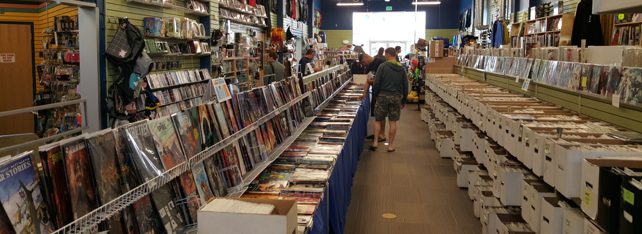 The State of Comic Book Retail