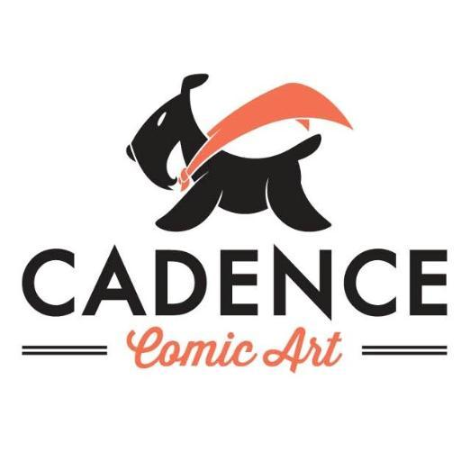 Cadence Comic Art