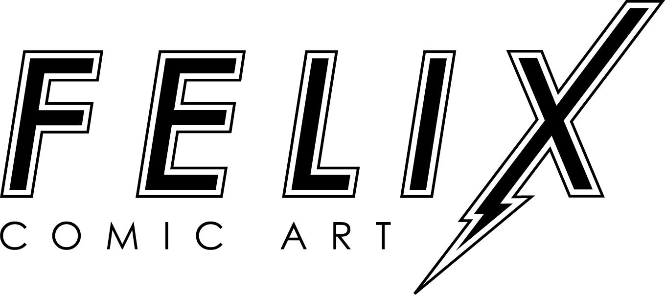 Felix Comic Art