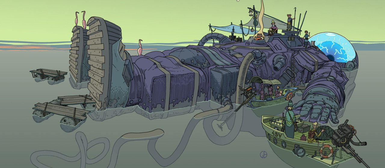 The Art of the Future: Exploring the Work of Gael Bertrand