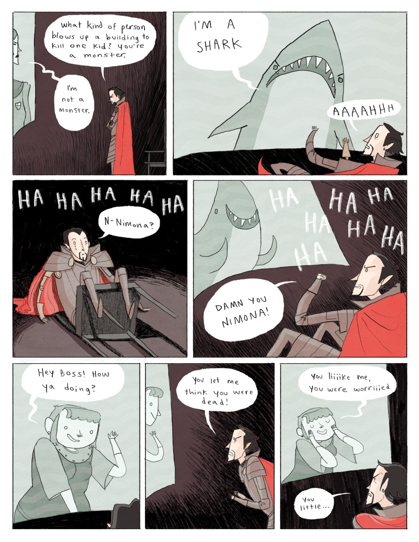 Nimona Chapter 3 Page 11