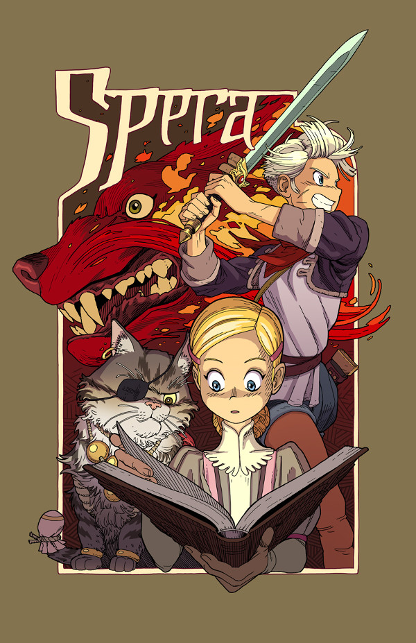 Spera by Gael Bertrand