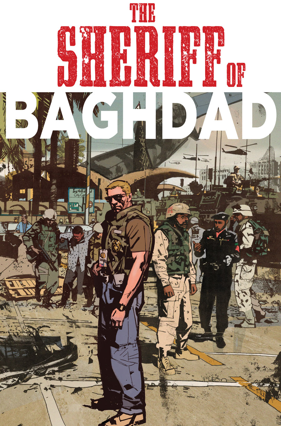 The Sheriff of Baghdad