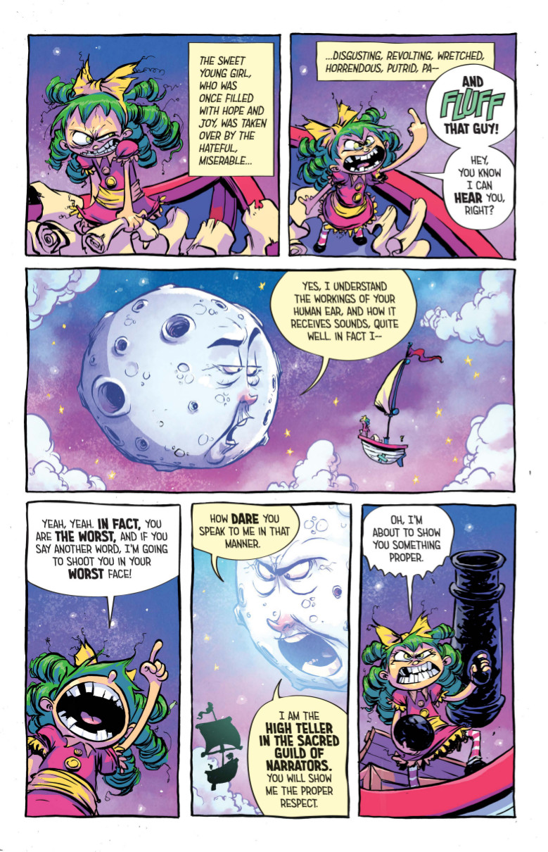 I Hate Fairyland #1 Page 8