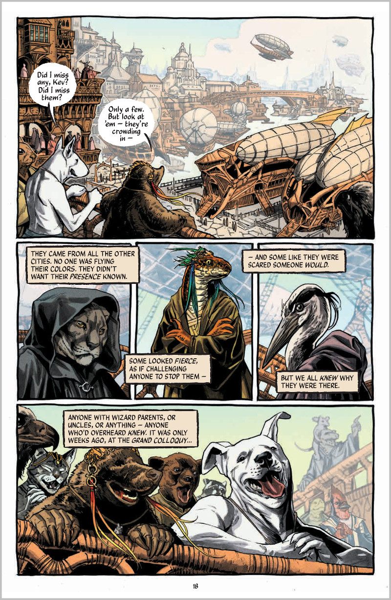 From the Autumnlands #1