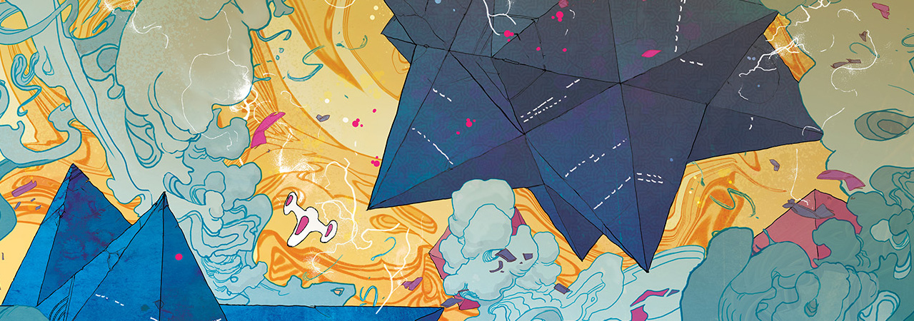 ODY-C's Christian Ward Shares the Experience of Transitioning from Traditional to Digital Art