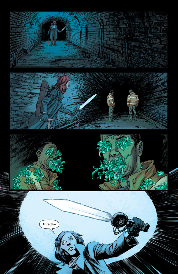 Injection #5 Page