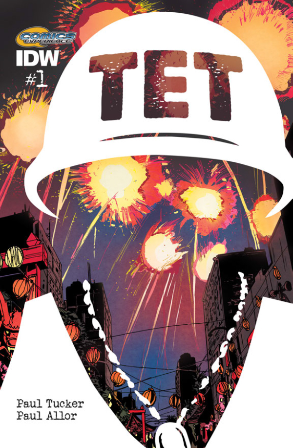 Cover to Tet #1