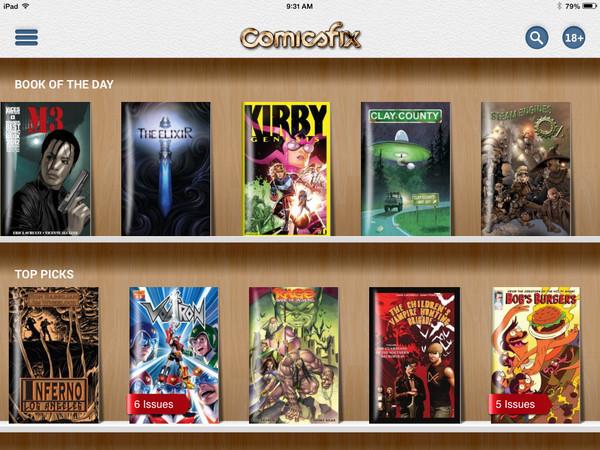 ComicsFix