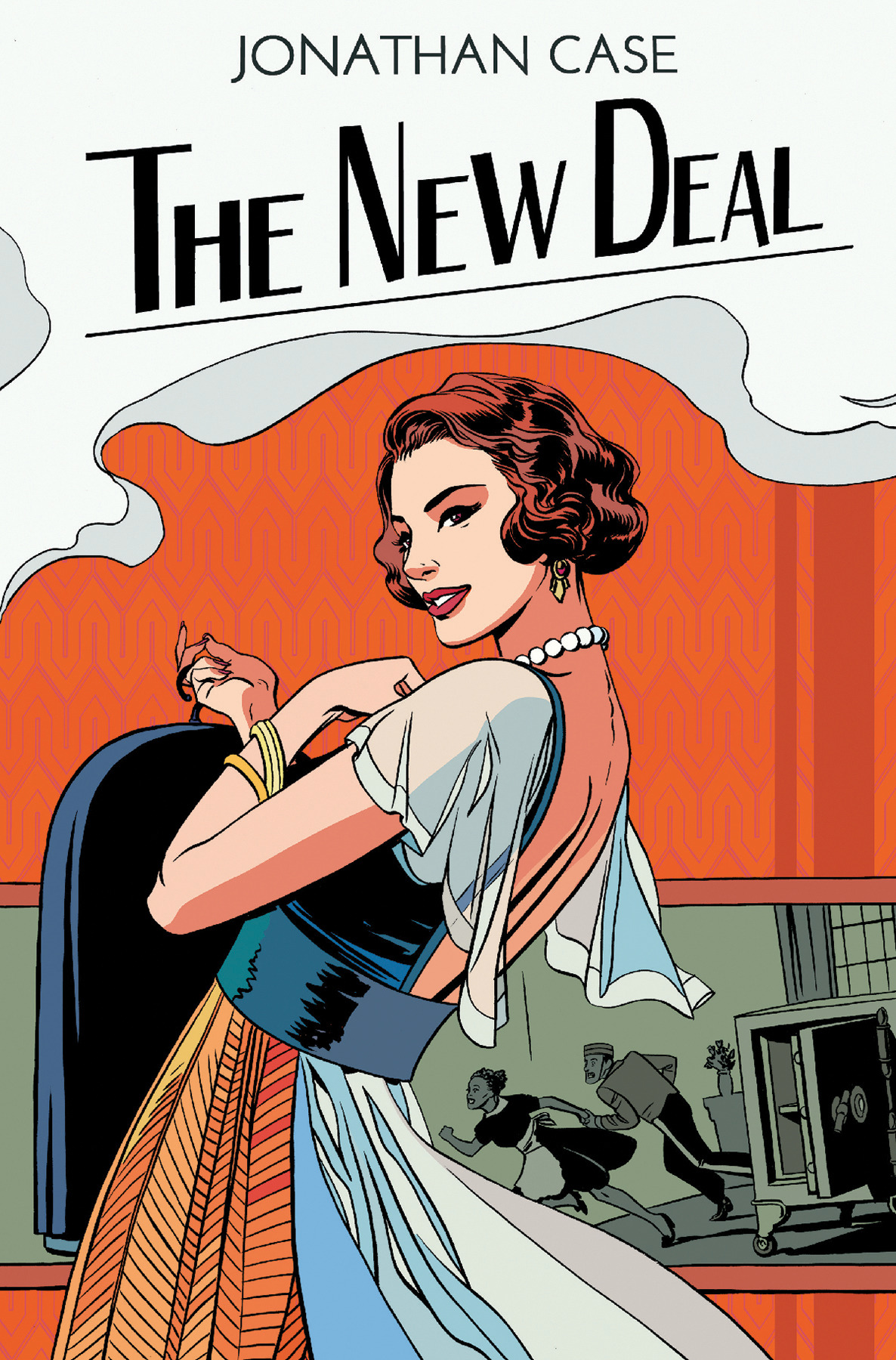 The New Deal Cover