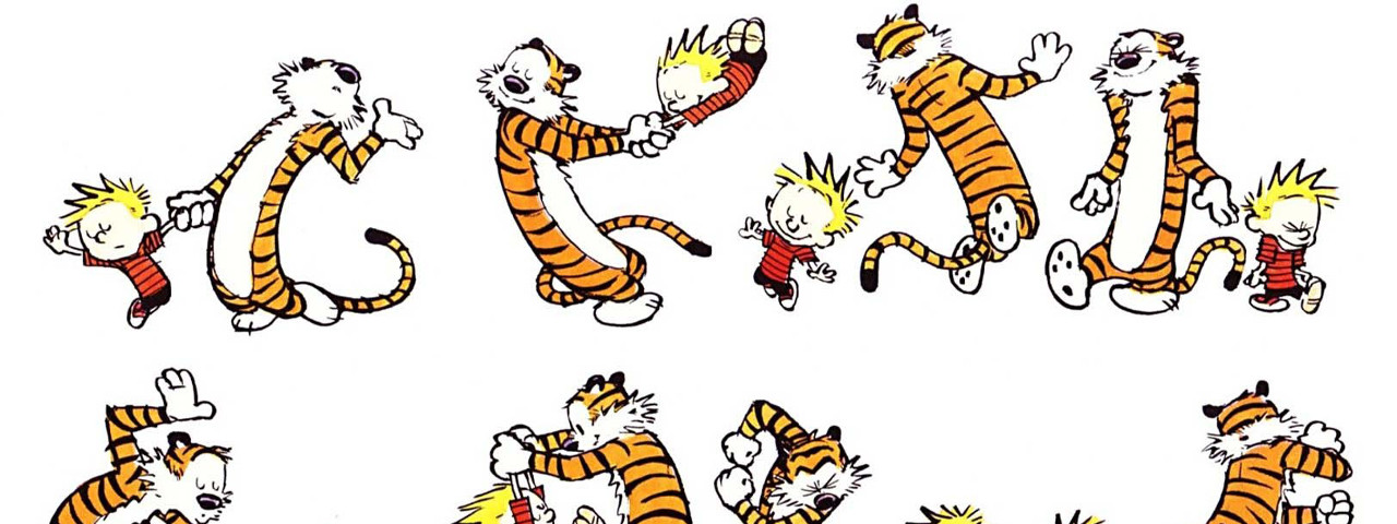 the wonder and legacy of bill watterson s calvin and hobbes thirty