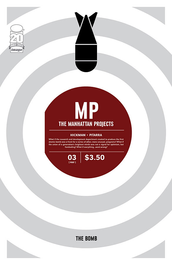 Manhattan Projects #3