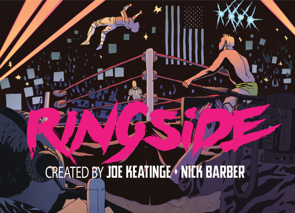 Ringside Splash