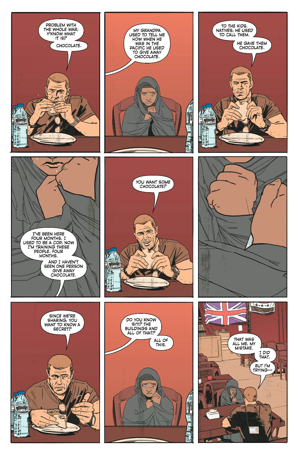 Sheriff of Babylon #1 Page 7