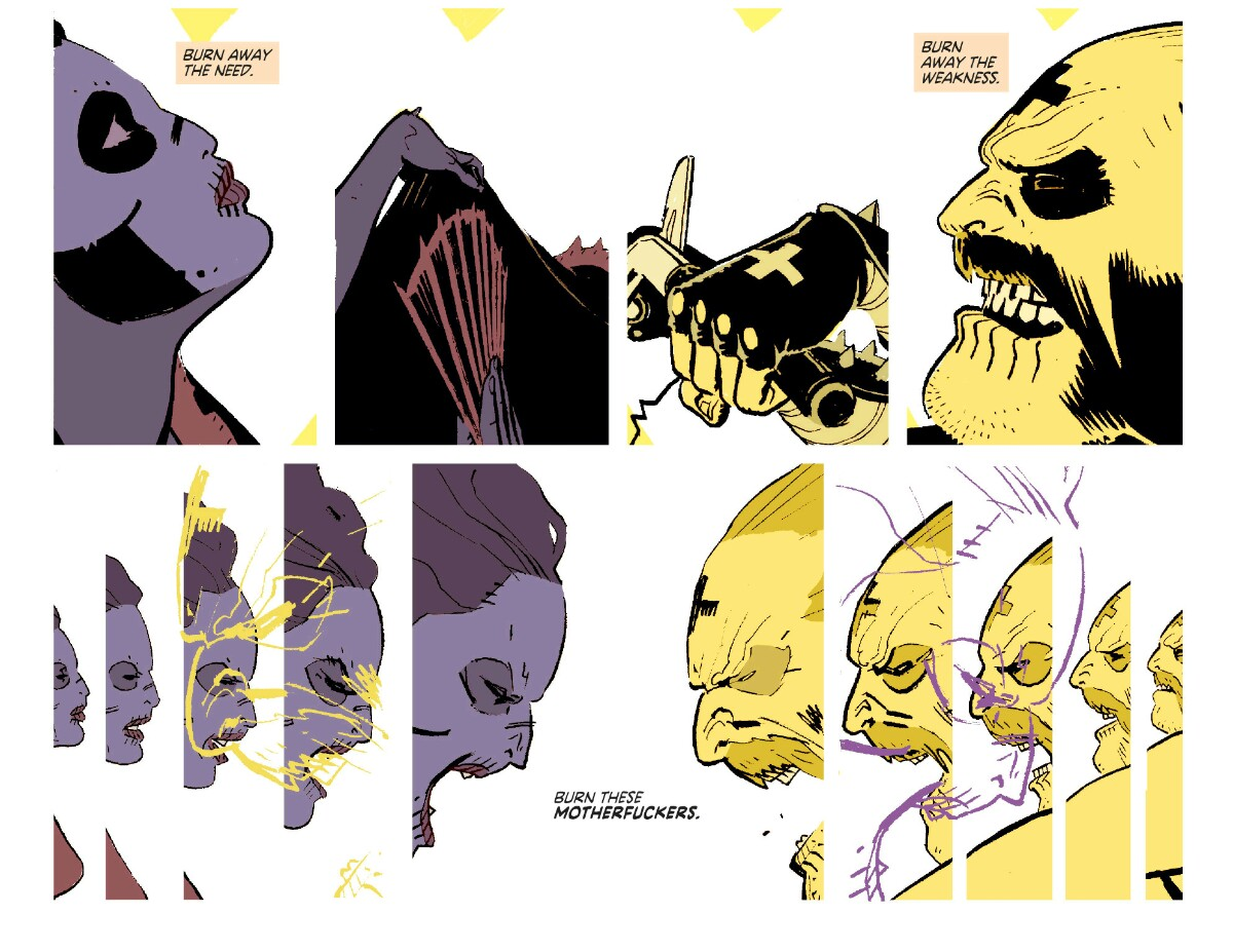 Art from Deadly Class #12