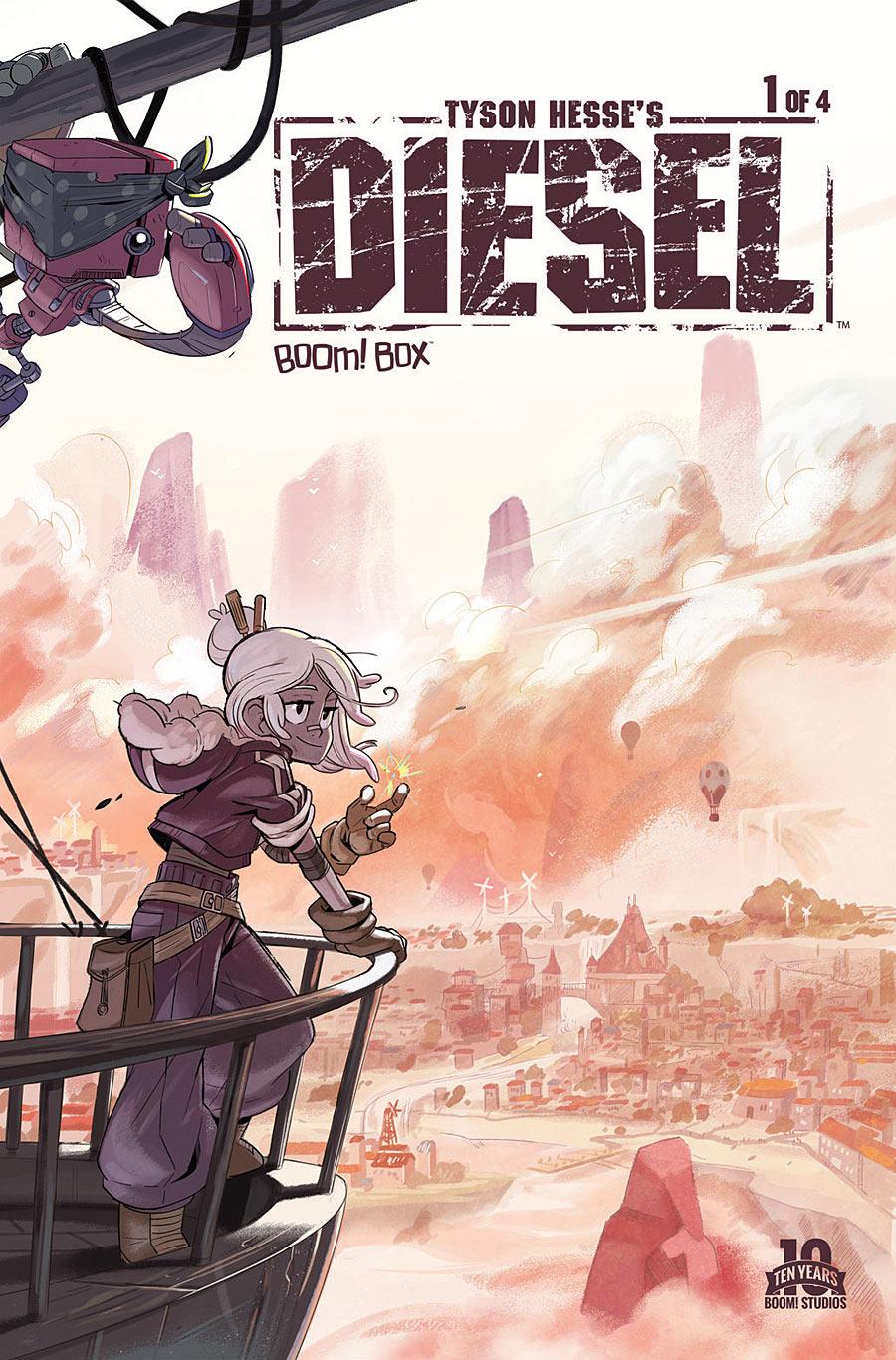 Tyson Hesse's Diesel