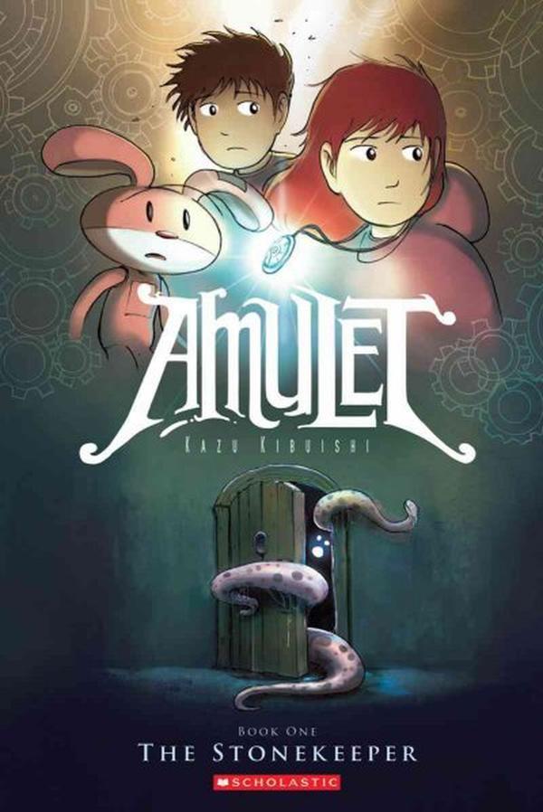 Amulet Vol 1