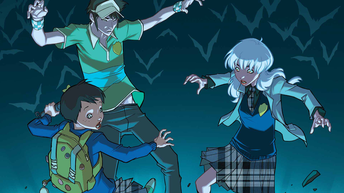 From Gotham Academy #4