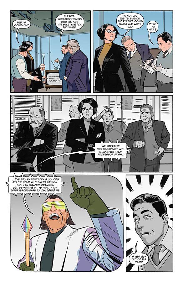Jupiter's Circle #1 Page 5