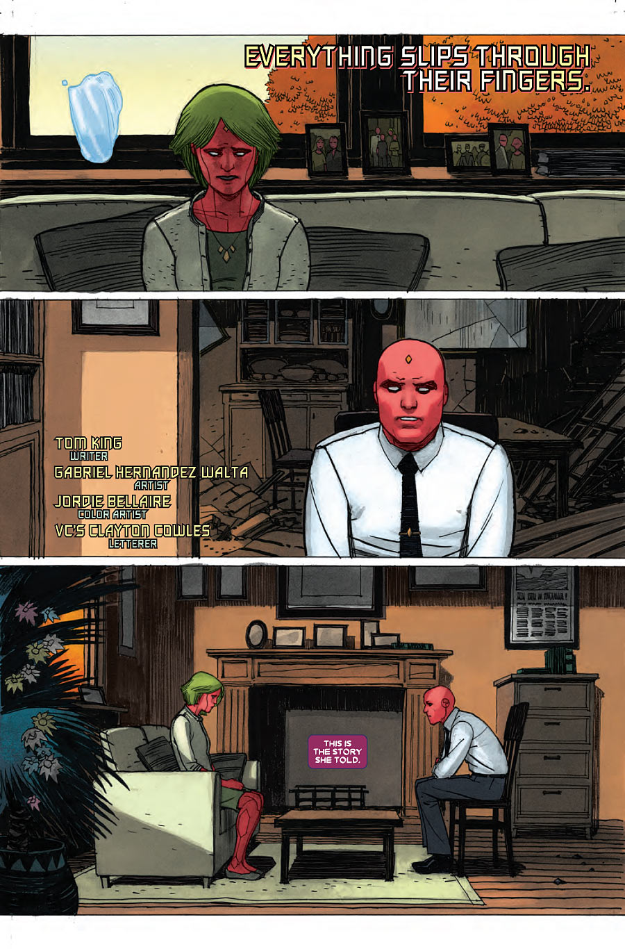 The Vision #2 Page 4
