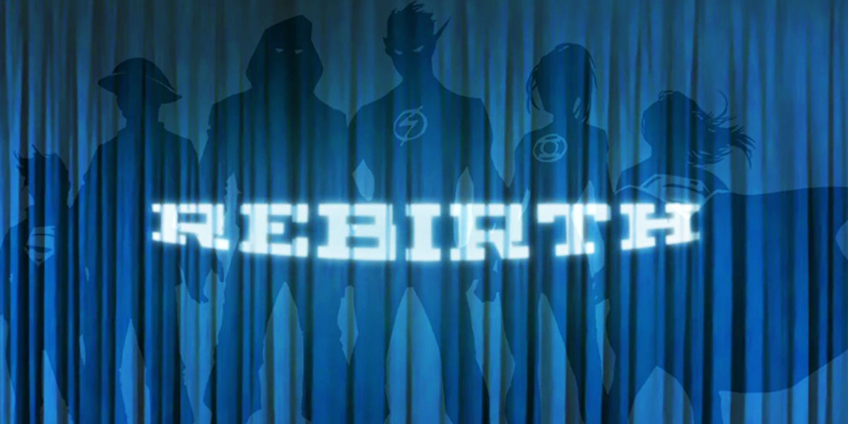 DC Rebirth Header