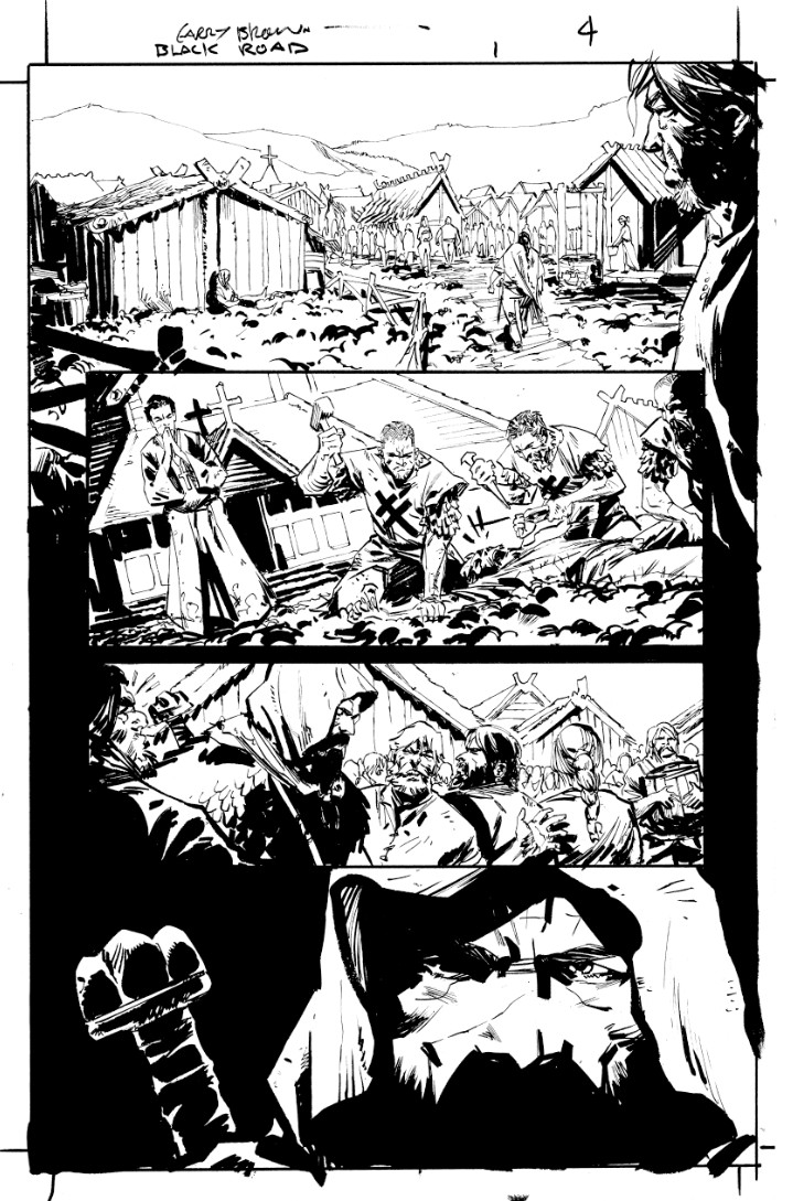 Black Road #1 Page 4