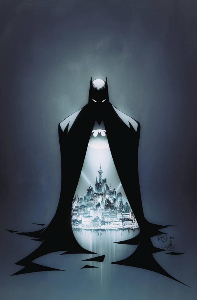 Batman #51 Capullo