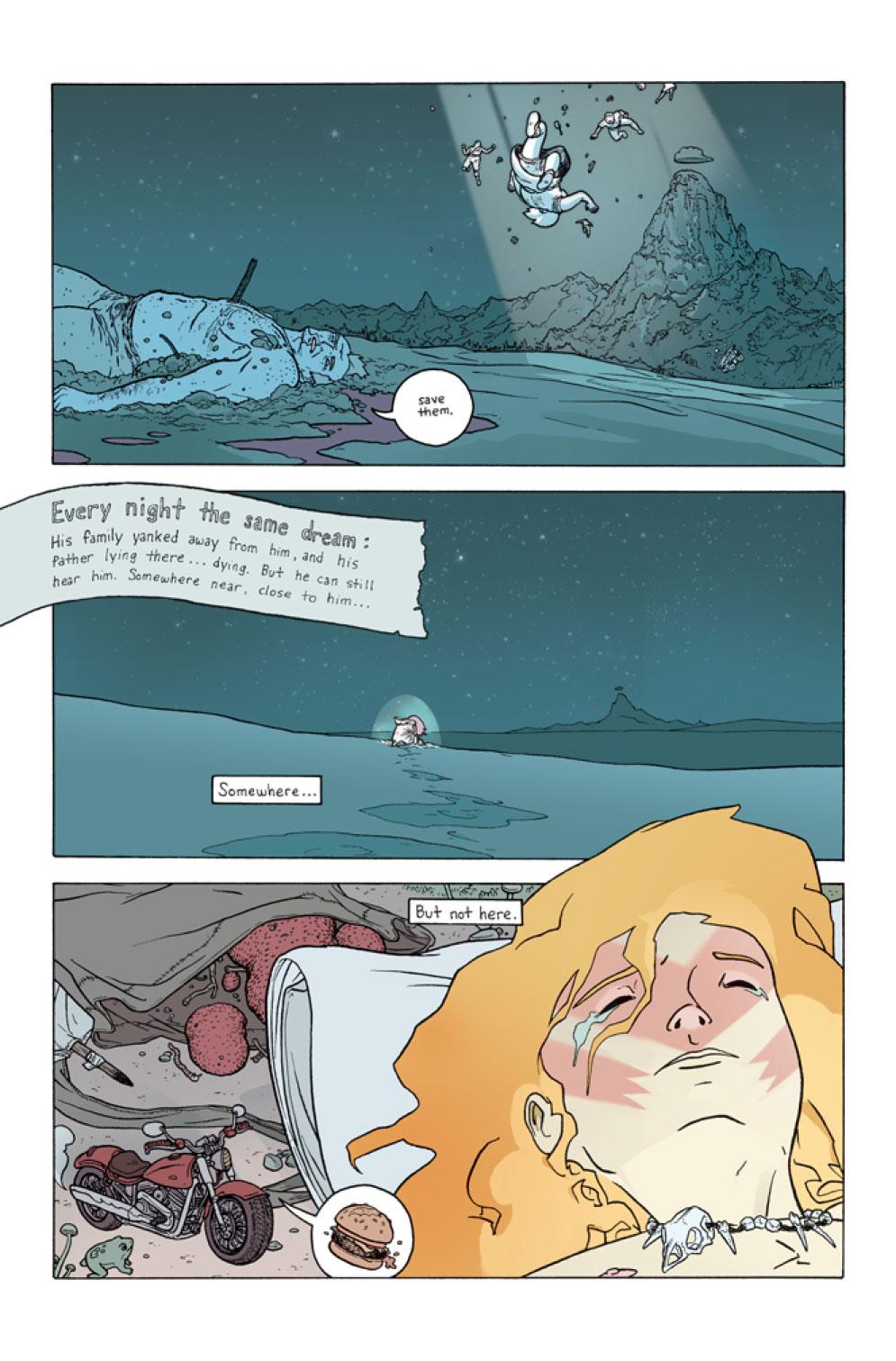 Motro #1 Page 1