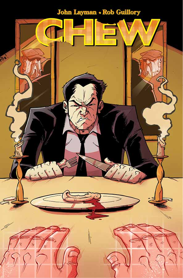 Cover to Chew #56