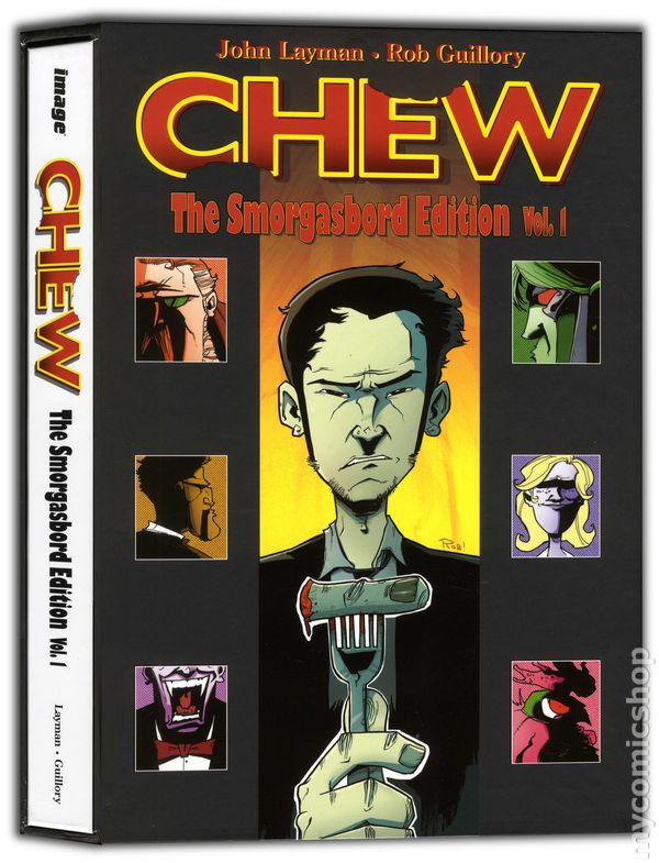 Chew Smorgasbord Edition Vol. 1