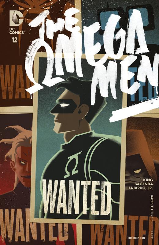 Omega Men #12