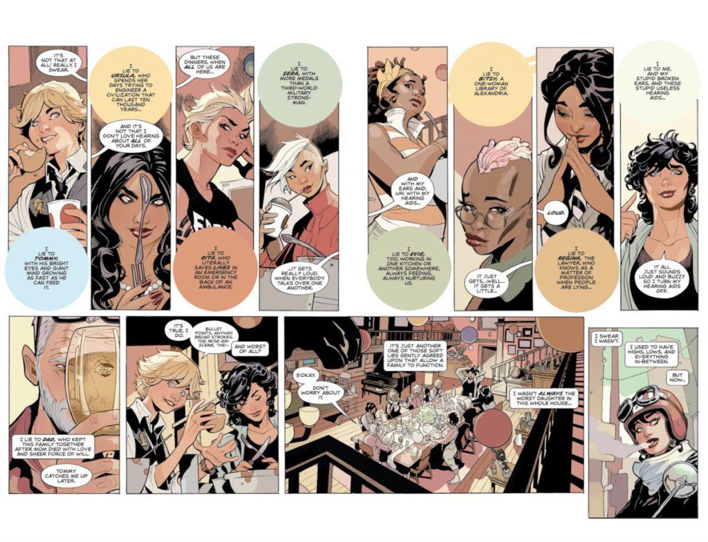 "It's the Little Details:"" Terry Dodson on the Art and Wonder of "" Adventureman"" - SKTCHD"